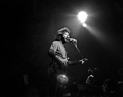 Photograph - The Grateful Dead At The Ally Pally by Donaldson Collection