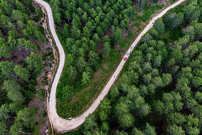 Photograph - The Green Mile by Okan YILMAZ