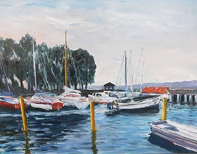 A Harbor Original