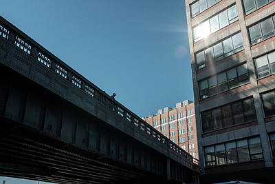 Photograph - The High Line In Nyc by Doug Ash