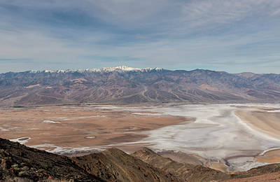 Photograph - The Highs And Lows Of Death Valley by Loree Johnson
