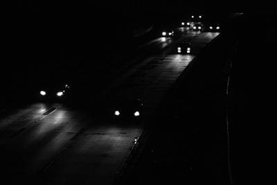 Photograph - The Highway by Sawyer King Scott