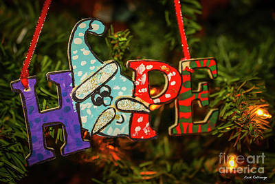 Photograph - The Hope Of Christmas Jesus Christ Art by Reid Callaway