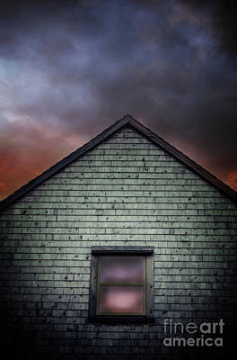 Attic Wall Art - Photograph - The Invited by Edward Fielding
