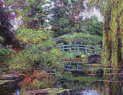 The Japanese Footbridge Original