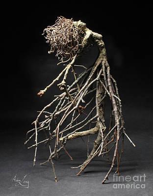 Sculpture - The Journey Begins by Adam Long