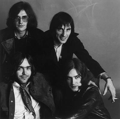 Photo Shoot Photograph - The Kinks by Jack Robinson