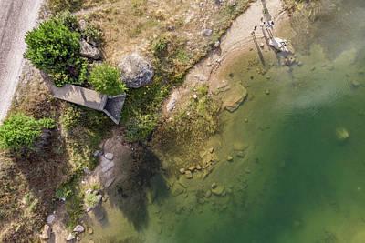 Photograph - The Lake by Okan YILMAZ