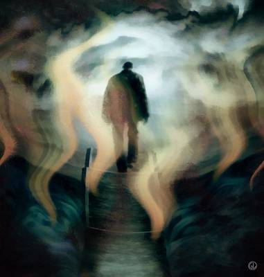 Digital Art - The Last Walk by Gun Legler