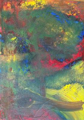 Painting - The Light Within by Samuel Pye