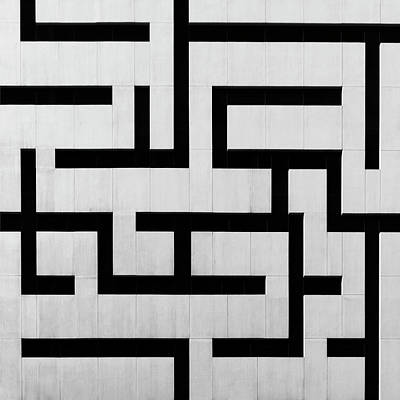 Photograph - The Maze by Stuart Allen