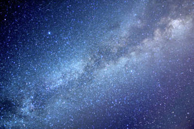 Photograph - The Milky Way by Shaunl