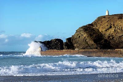 Photograph - The Monkey House And Pepper Pot Portreath by Terri Waters