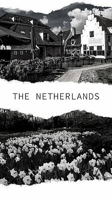Photograph - The Netherlands 2 by Jenny Rainbow