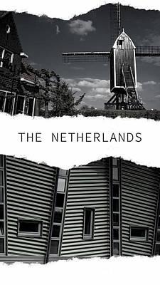 Photograph - The Netherlands by Jenny Rainbow