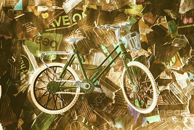 Photos - The news cycle by Jorgo Photography - Wall Art Gallery