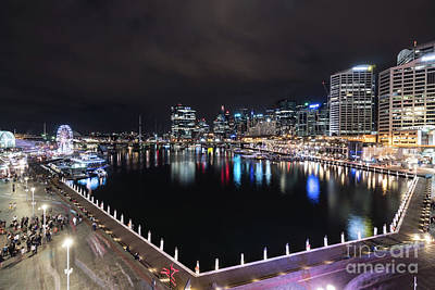 Photograph - The Nights Of Sydney by Didier Marti
