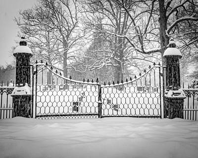 Photograph - The North Gates by Kendall McKernon