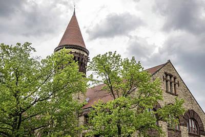 Photograph - The Ohio State University Orten Hall  by John McGraw
