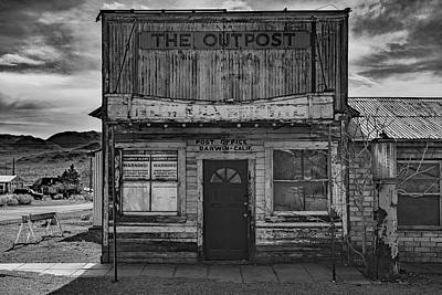 Photograph - The Old Post Office In Darwin by PhotoWorks By Don Hoekwater