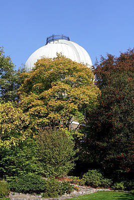 Photograph - The Old Royal Observatory Garden by Aidan Moran
