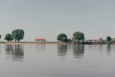 Photograph - The Other Side Of The River by Atila Martins Lauar