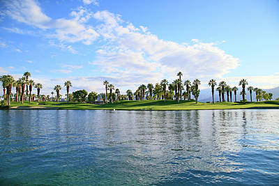 Sports Royalty-Free and Rights-Managed Images - The Palms of Palm Springs by Shoal Hollingsworth