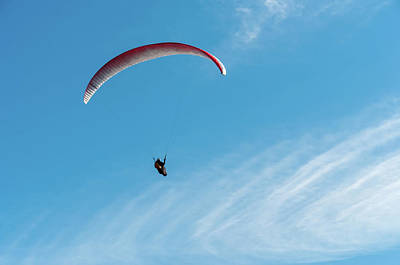 Mixed Media - The Paraglider by Smart Aviation