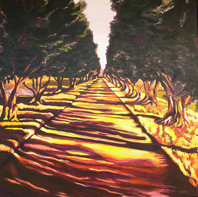 Painting - The Path Of Life by Claudia Klann
