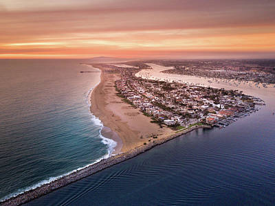 Photograph - The Peninsula by Seascaping Photography