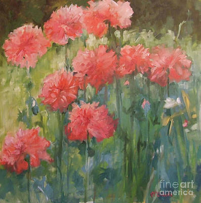 Painting - The Perfect Carnation by Kathleen McElwaine