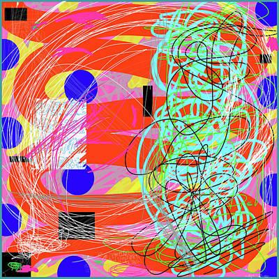 Wall Art - Digital Art - The Reason by James Sasso