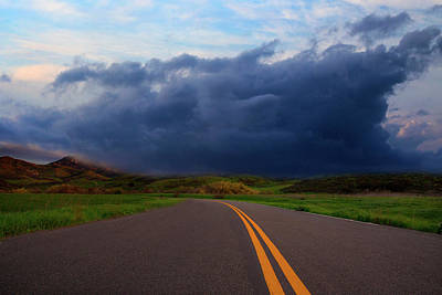 Photograph - The Road by John Rodrigues