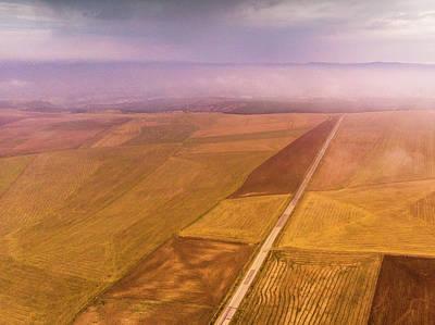 Photograph - The Road  by Okan YILMAZ