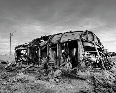Photograph - The Ruins Tell A Story by Nazeem Sheik