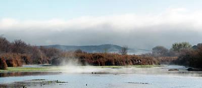 Photograph - The Salt River 4842-022319-pano by Tam Ryan