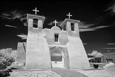 Photograph - The San Francisco De Asis Mission by Gordon Ripley