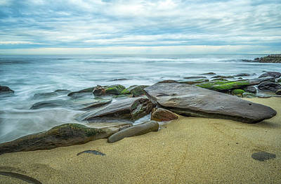 Photograph - The Shape Of Rock by Joseph S Giacalone