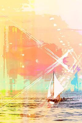 Digital Art - The Sinful by Payet Emmanuel