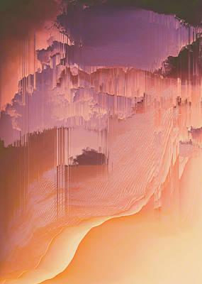 Digital Art - The Sky Series I.b by Jenny Filipetti