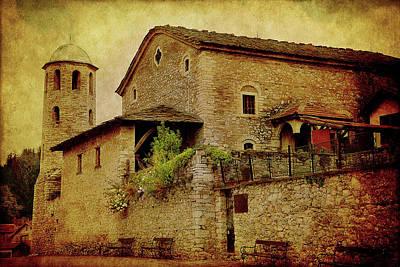 Photograph - The Stone Church by Milena Ilieva