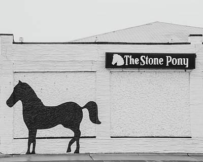 Photograph - The Stone Pony - Asbury Park by Kristia Adams