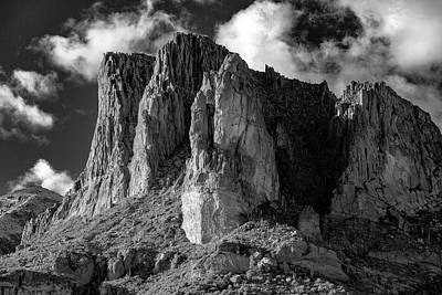 Superstition Mountains Wall Art - Photograph - The Superstition Mountains Southern Side by Robert Hayton