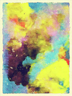 Digital Art - The Swell I I I by Paulette B Wright