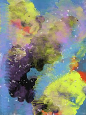 Digital Art - The Swell I by Paulette B Wright