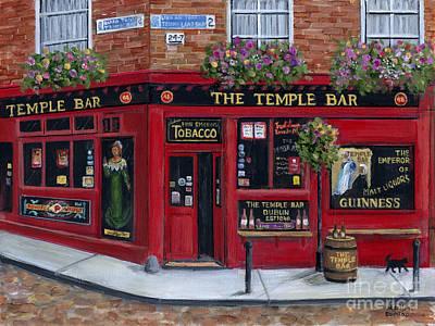 The Temple Bar Dublin Original