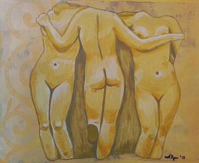 The Three Graces Original