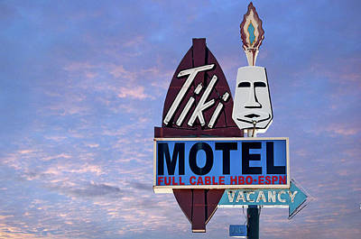 The Tiki Motel Of Tucson Original