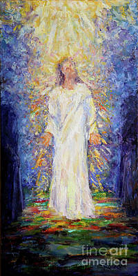 Painting - The Transfiguration by Elizabeth Roskam