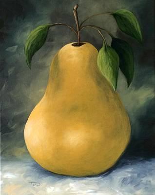The Treasured Pear Original